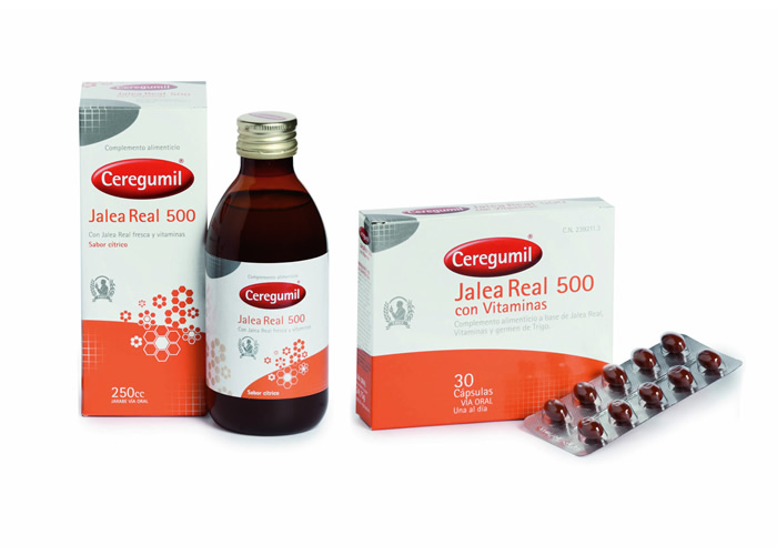CEREGUMIL Jalea Real 500