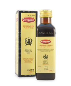 CEREGUMIL NATURAL Jarabe 200 mL