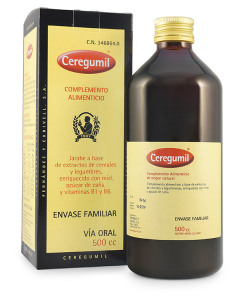 CEREGUMIL NATURAL Jarabe 500 mL