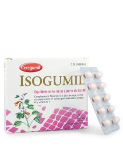 ISOGUMIL Capsulas Blandas 30 caps